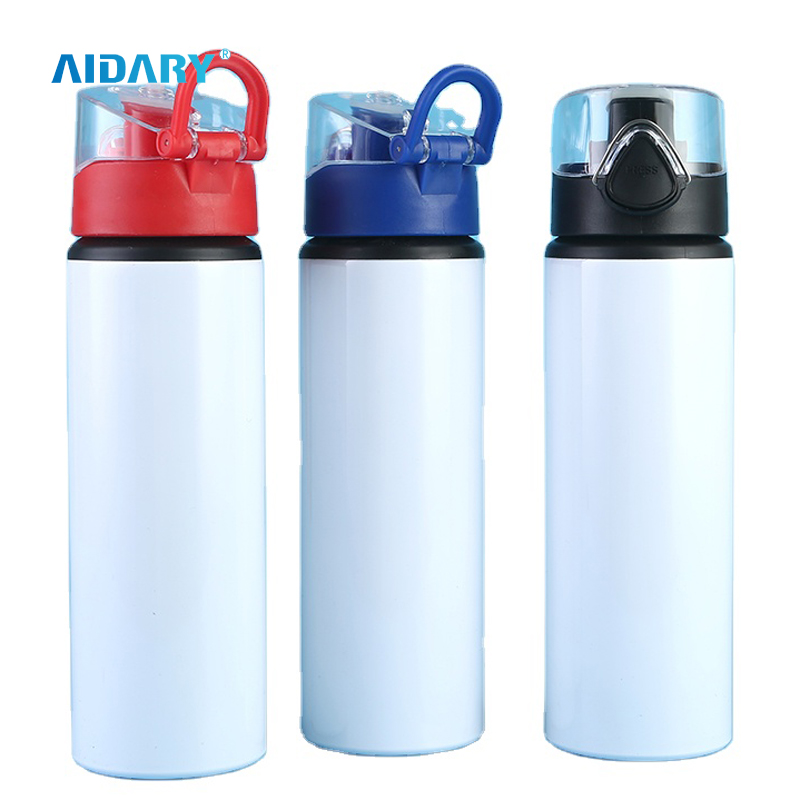 AIDARY 750ML DIY Portable Aluminium Bottle