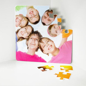 Sublimation Plastic Puzzle PL-PZ66