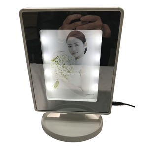 Rectangle Magic Mirror Photo Frame