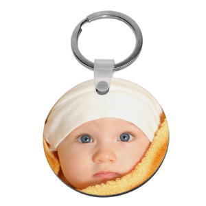 Aidary® HB Round Shape Key Chain for Sublimation