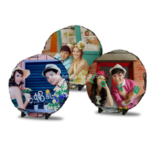 Round Shape Sublimation Photo Slate in Different Size