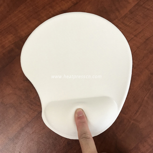 Blank Sublimation Mouse Pad with Bump