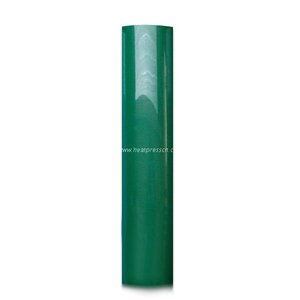 Green Matt PVC Film for Heat Transfer A05