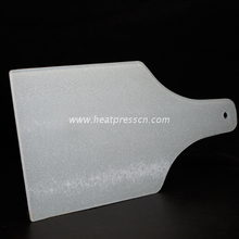 Sublimation Bottle Shape Glass Board