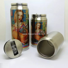 500ml Sublimation Stainless Steel Cola Bottle