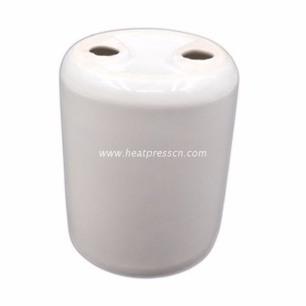 China Supplier Sublimation Candle Holder