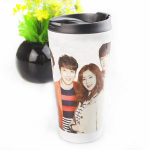 White Sublimation Blanks Stainless Steel Mugs
