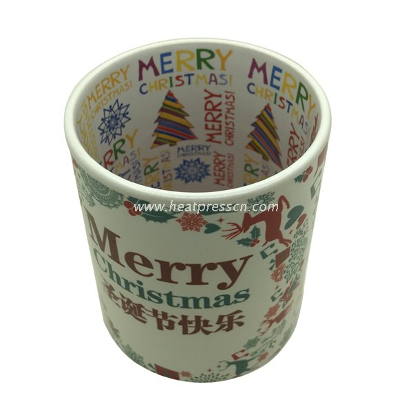 Christmas Gift.Sublimation Mug