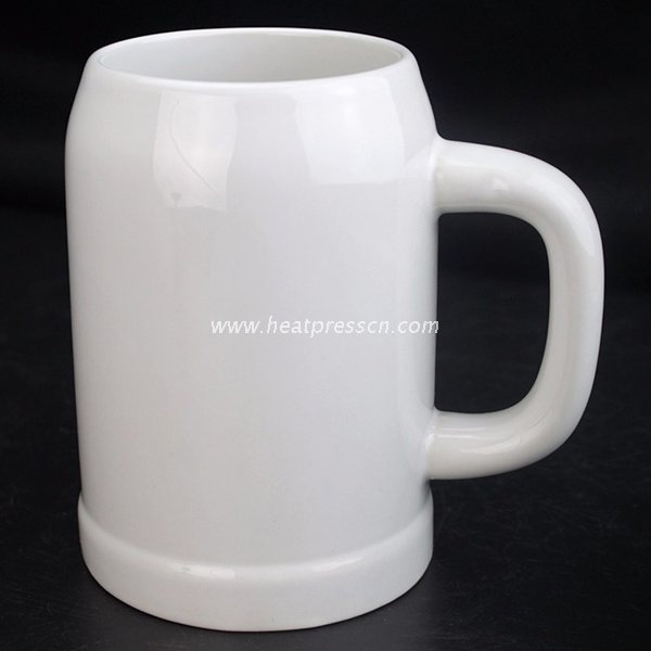 Sublimation Photo Ok Beer Mug