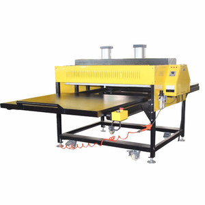 "39""*47""two Tables Big Size Best Sell in USA Pneumatic Sublimation Machine B4"