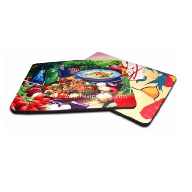 5mm Sublimation Rubber Mouse Pad
