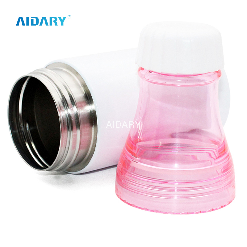 Aidary Plastic Cover Plus Single Layer Stainless Steel Water Bottle