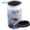 AIDARY 350ml Customized Logo Sublimation Blanks Aluminium Cola Can Bottle