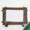 Wood Picture Frame Sublimation Photo Slate