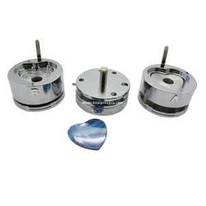 Heart Mould for Badge Making Machine