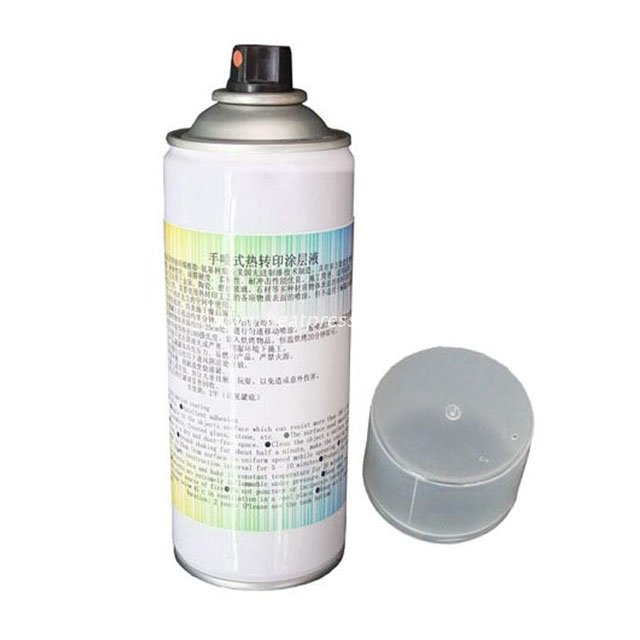 Sublimation Aerosol Spray Coating 1Liter