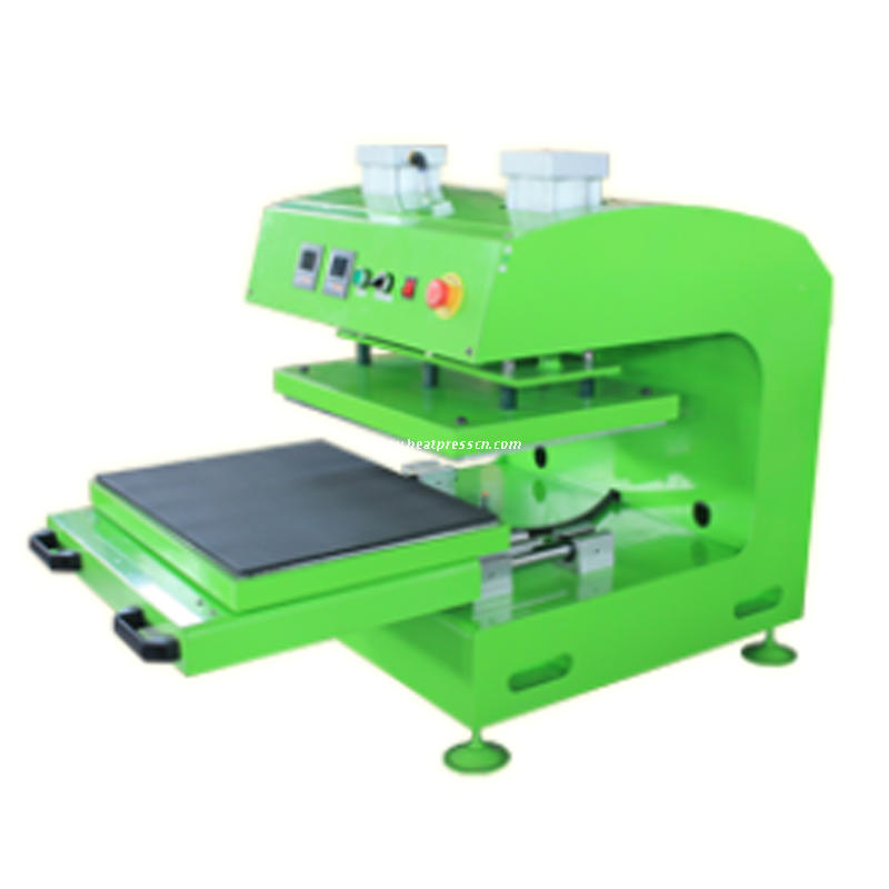 Unique Double Heating Plates Big Size Rosin Heat Press Machine B5-2