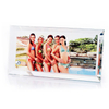 10 Strip Crystal Photo Frame BL08