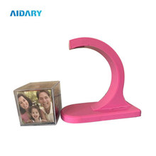 AIDARY Magnetic Float Photo Frame