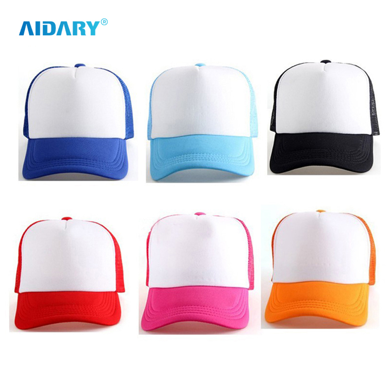 Colorful Polyester Mesh Cap Ca-1
