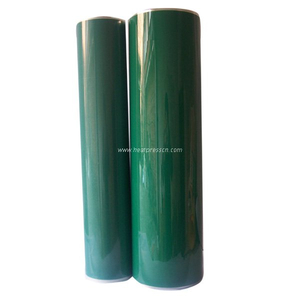 Green Color PU Vinyl Film B11
