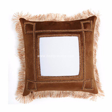 Sublimation European Style Brown Pillowcase PL25