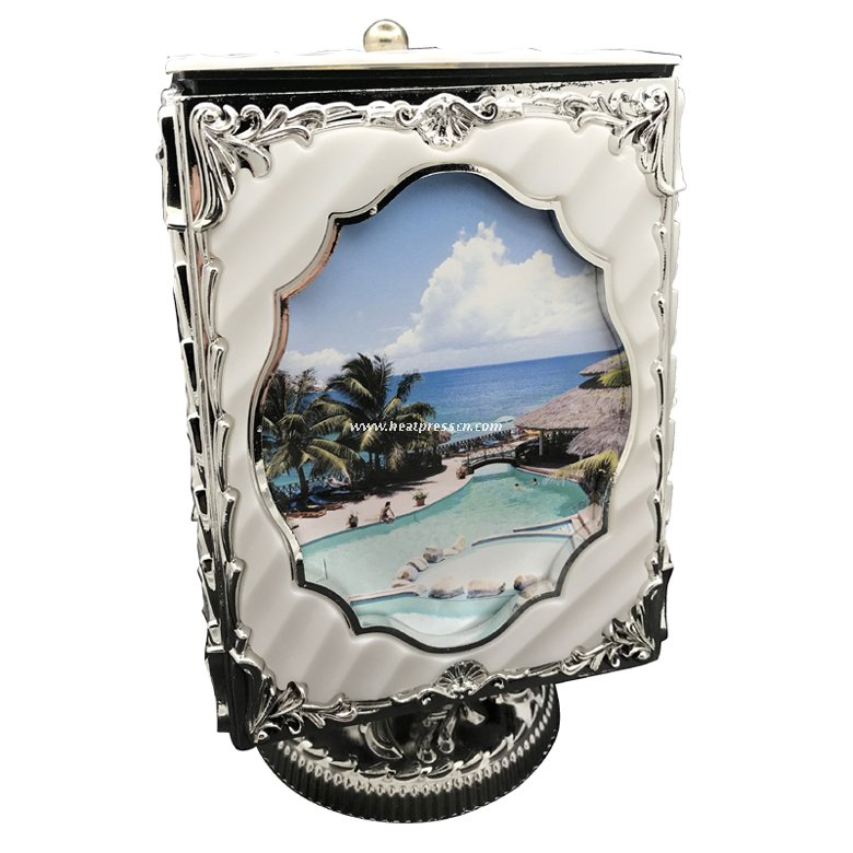 Rotating Music Photo Frame