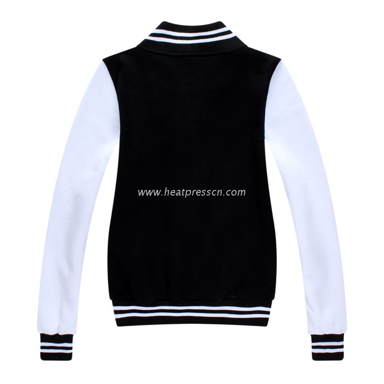 Unsex Combed Cotton Baseball Jacket