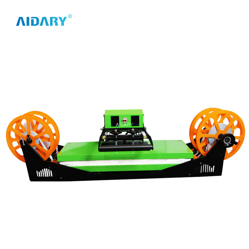 Sublimation Landyard Heat Press Machine