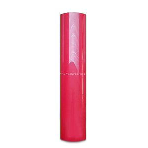 Red Matt PVC Film for Heat Transfer A006