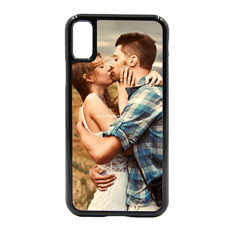 Iphone X 2D Sublimation Phone Case