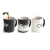 ON/OFF Switch Color Changing Mug-Black