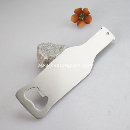 Bottle Shape Sublimation Bottle Opener