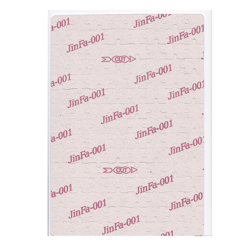 JinFa-001 Sublimation Puzzle