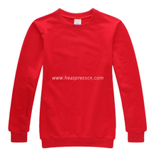 Combed Cotton Round Collar Sweater (Child)
