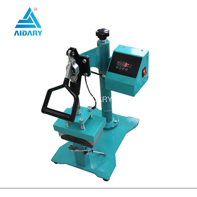 Clamp Design Swing Away Cap Press Machine C815B
