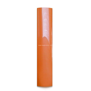 Orange Matt PVC Film for Heat Transfer A08