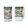 Sublimation Can Cooler with Bottom
