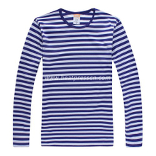 Child Odile Fiber Striped Sailor Shirt