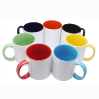 Two tones Sublimation coating mug