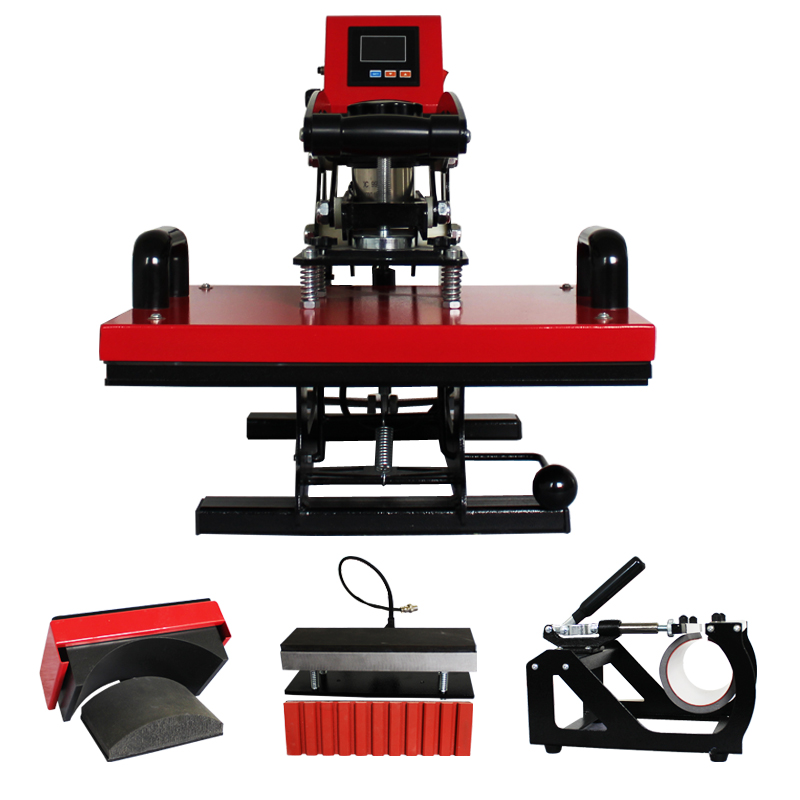 Multi-function Automatic Open Heat Press Machine AP1901